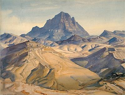 Mt Patawarta, Flinders Ranges - Heysen