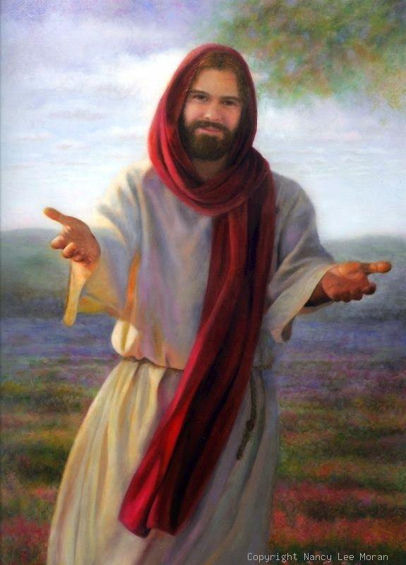 Can I Give Jesus A Hug?