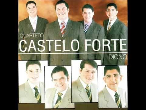 CD COMPLETO: Digno - Quarteto Castelo Forte (Participação de Regis Danese)