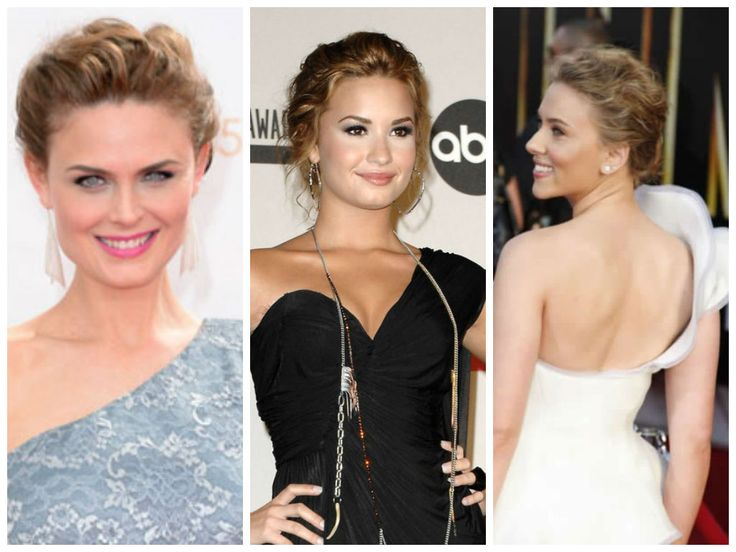 Strange 68 Best Images About How To Match Your Hairstyle To Your Dress On Hairstyle Inspiration Daily Dogsangcom