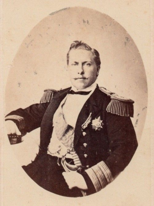 King Luis I of Portugal