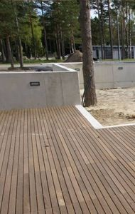 Thermowood hout - terras