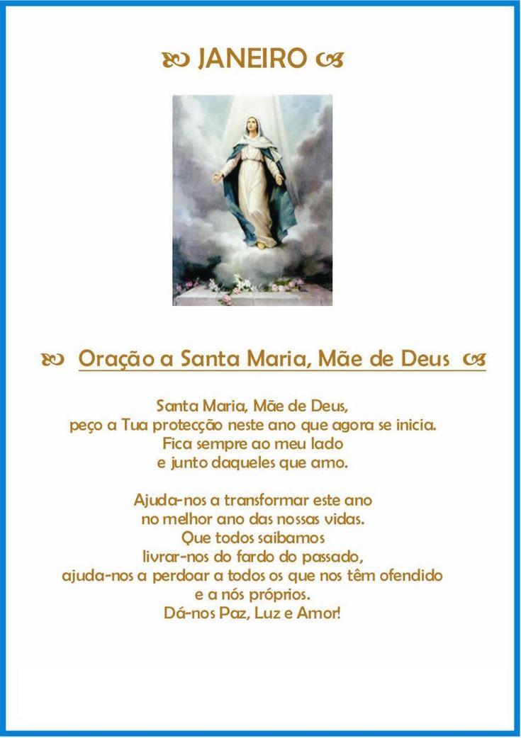 Oração de proteção para Janeiro