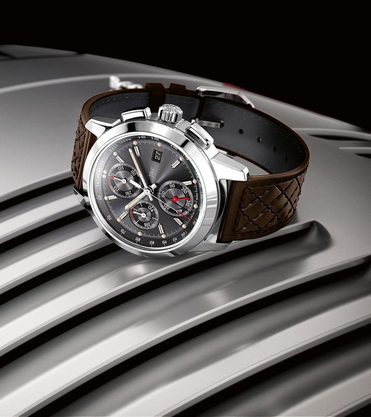 Discover the new limited edition Ingenieur Chronograph Edition
