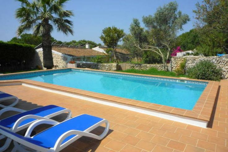 Charming Menorcan country house with private pool and a large and sunny terrace