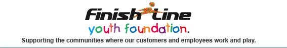 Grants from Finish Line Youth Foundation