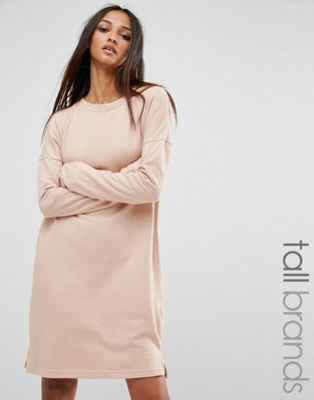 Missguided Tall Sweater Dress