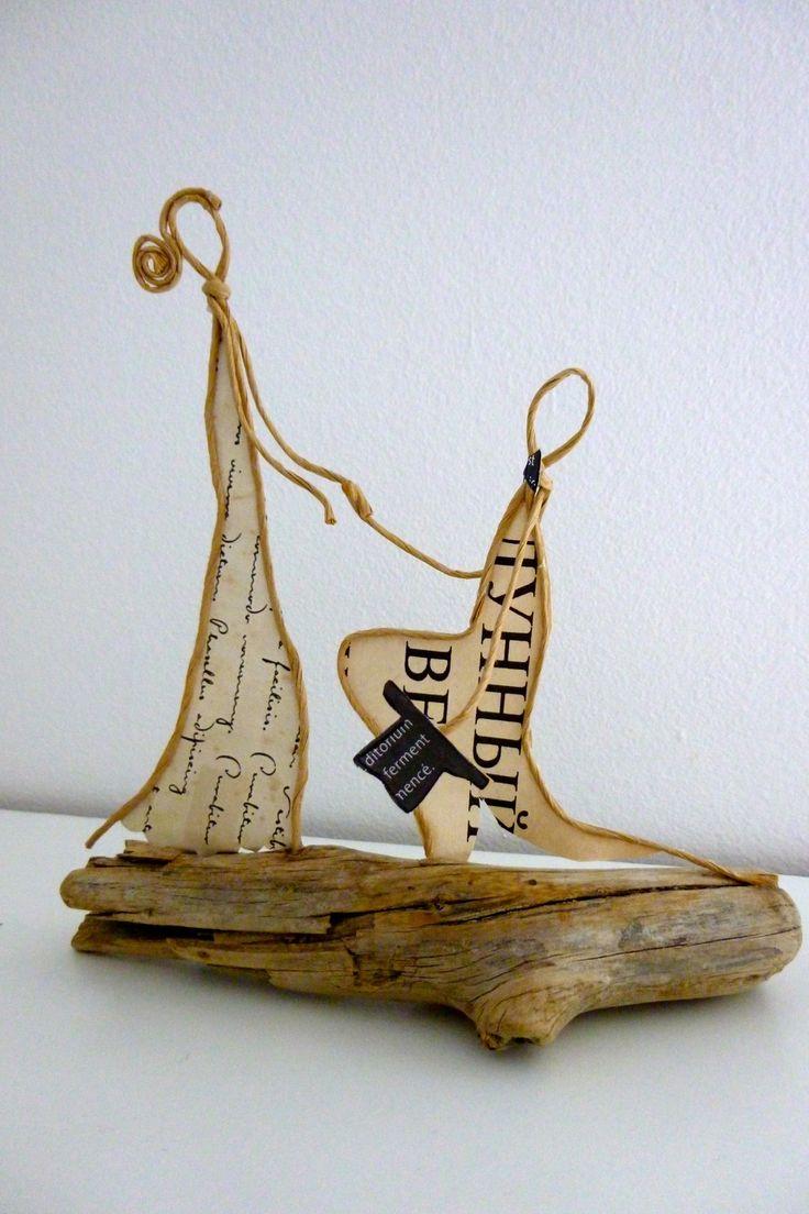 La demande en mariage - figurines en ficelle et papier : Accessoires de maison par ficelleetpapier