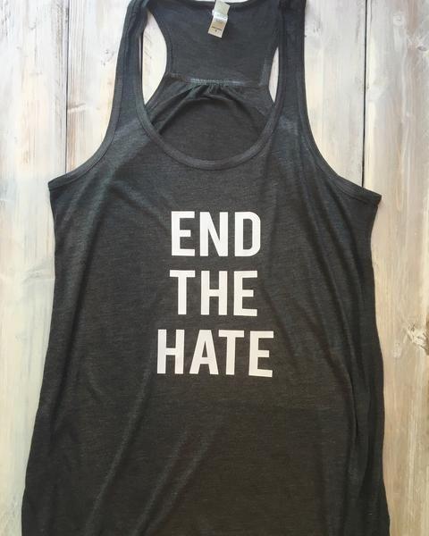 End The Hate – The Little Oz Shop