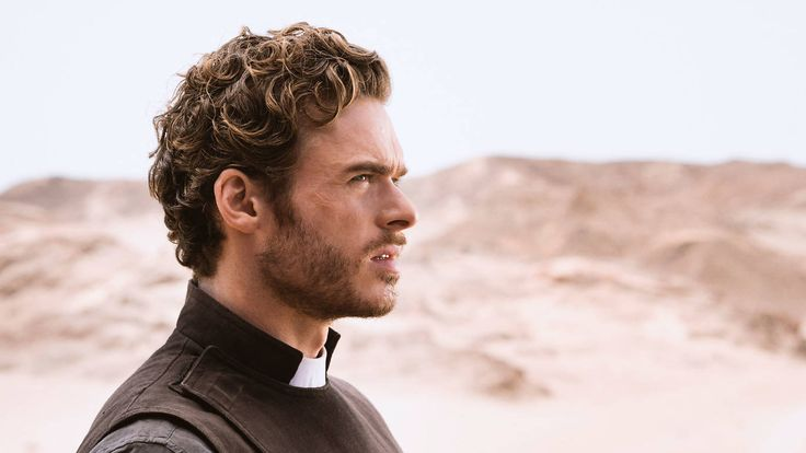Richard Madden is playing a space priest in Amazon Prime's unsettling new pilot 'Oasis'