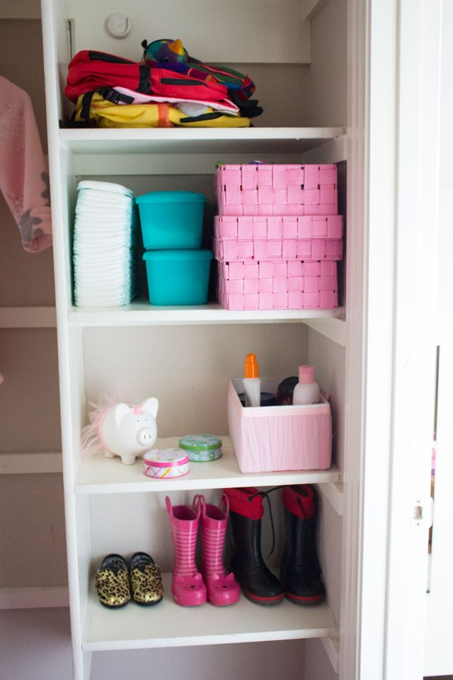 17 best ideas about organize kids closets on pinterest for Kids room closet ideas