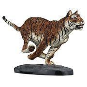 tigre de cristal de swaroski Crystal Myriad - Sabu