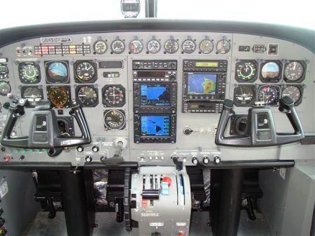 Cessna Caravan Cockpit