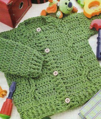 Mejores 67 imágenes de vintage crochet baby dress pattern en ...