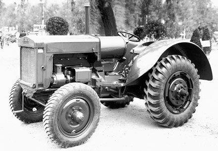 Škoda HT40, rok 1930.