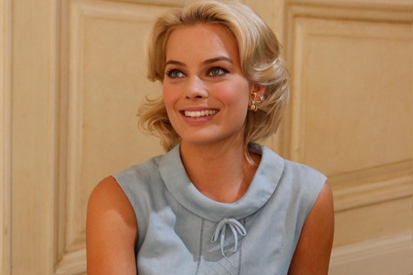 Margot Robbie's hair though!