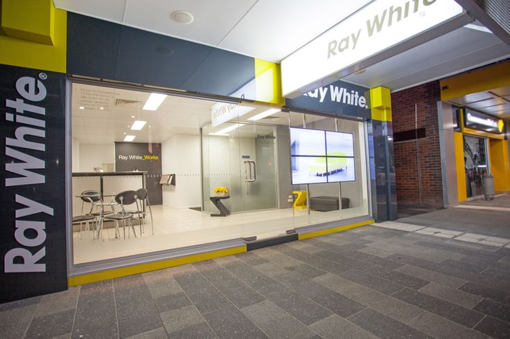 A new streetscape ... a new shopfront ! Ray White Mackay City gets an overhaul to go alongside our City Heart Revitalisation Program #RayWhiteMackCity Revamp