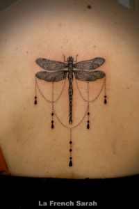 Tatouage libellule, Dragonfly Tattoo