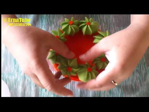 Cara Membuat Toples Hias cantik dari Flanel Tahap Kedua - YouTube