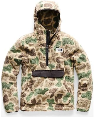 0b415e35683c Shop for the north face men s campshire pullover hoodie - medium - twill  beige duck camo print from The North Face.