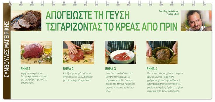 Προετοιμασία κρέατος