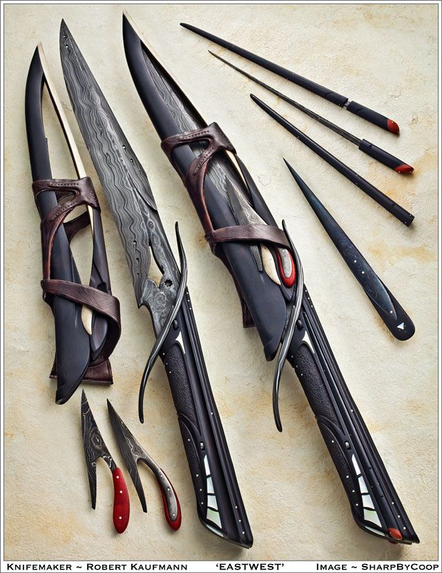 Cool knives