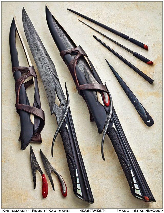 Nice blade package!