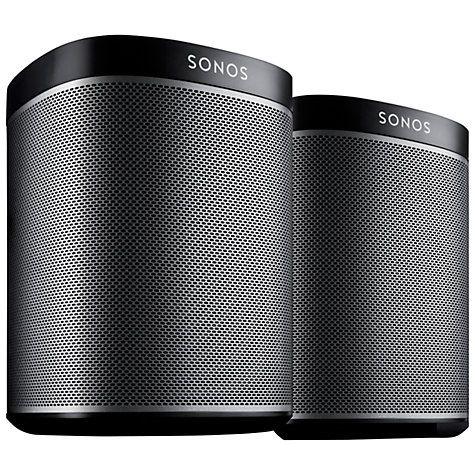 Buy Sonos PLAY:1 Starter Bundle Online at johnlewis.com