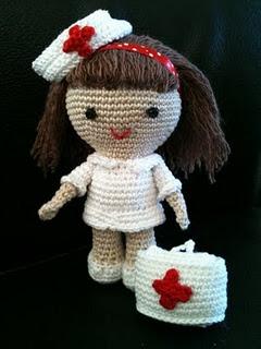 Nurse Kim~wish i had the talent to make a nurse Jamie! <3