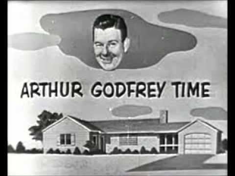Arthur Godfrey - Arthur Godfrey's Talent Scouts - Johnny Dagen