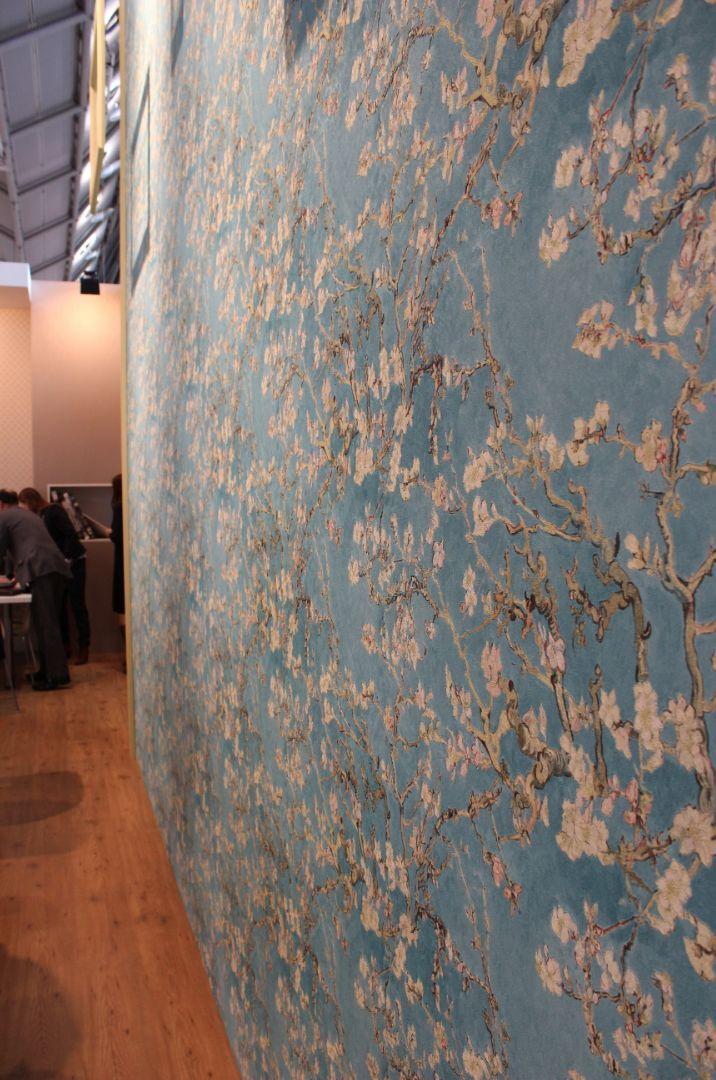 Behang Amandelbloesem / Wallpaper Almond Blossom