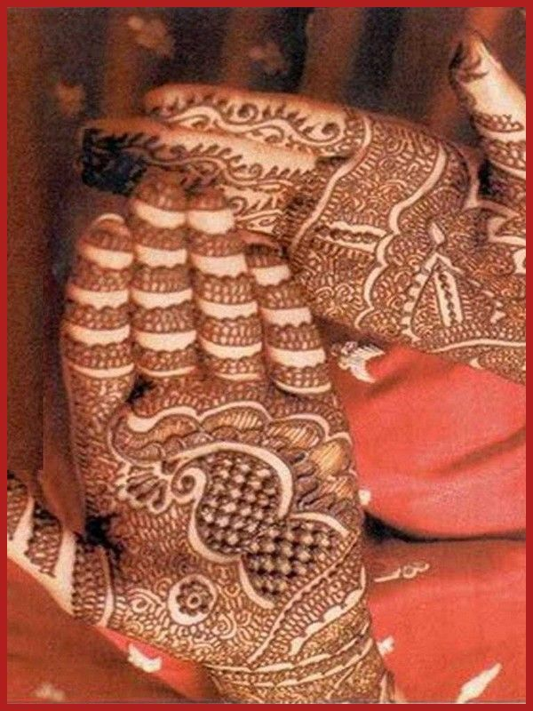New Arabic & indian Mehndi Designs For Girls .