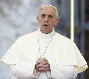 Pope Francis in his Christmas message from the Vatican, has decried conflicts and terrorism around the world as he called for peace, upon those who are hurt