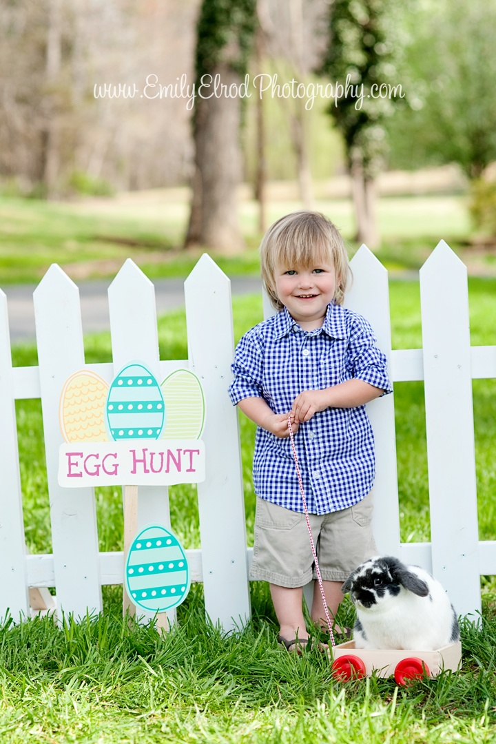 Easter Mini Session Preview Winston Salem Greensboro High Point