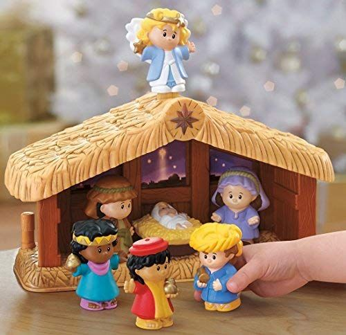 Fisher Price Little People A Christmas Story Www Homedecortips