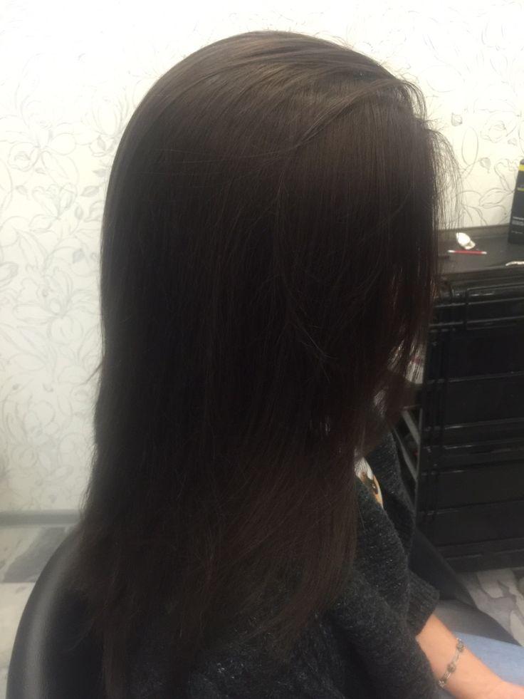 Окрашивание волос. мультитональное окрашивание волос. Сложное окрашивание. Шоколадный цвет волос. Шоколадные оттенки. Тёмные волосы