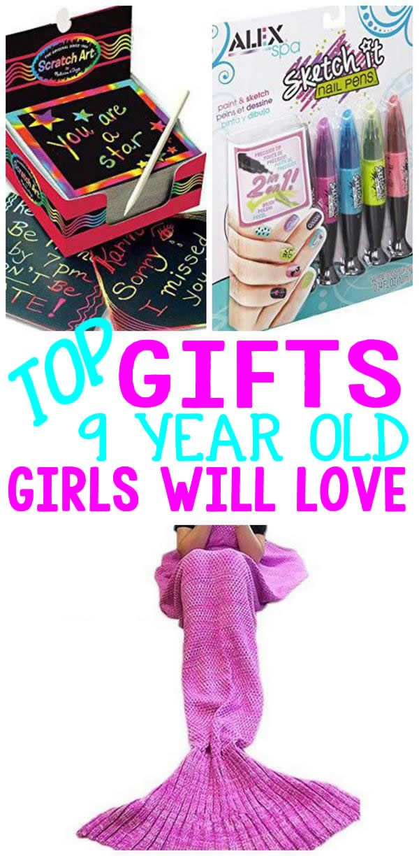 Best Gifts 9 Year Old Girls 9 Year Old Christmas Gifts Birthday
