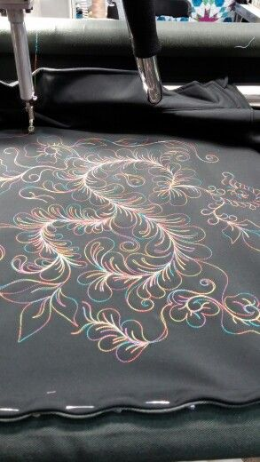 56 best Quilted on an Innova longarm machine images on Pinterest ... : used innova quilting machine - Adamdwight.com