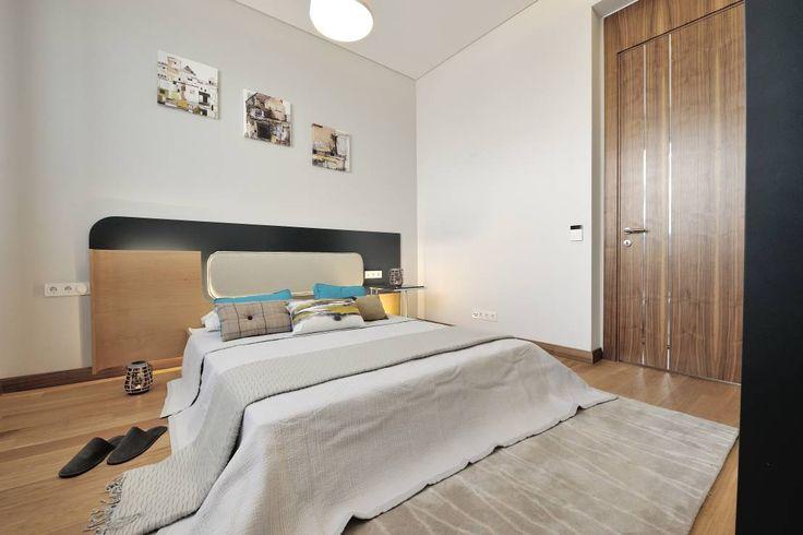 Theatron Bodrum : Modern Yatak Odası Voltaj Tasarım