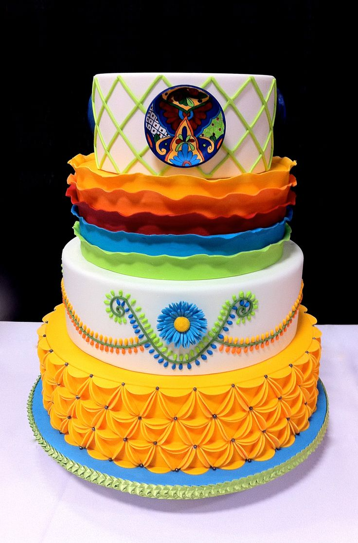 mexican wedding cake 17 images about mexican inspired cakes on 17286