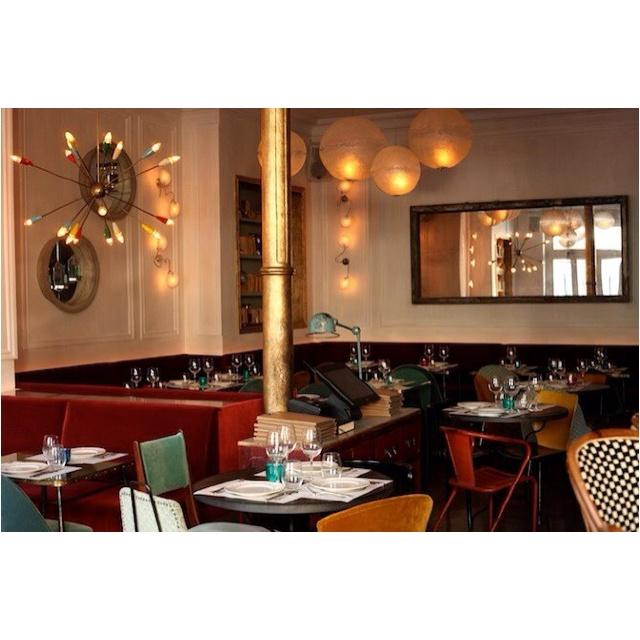 30 Restaurant Interior Design Color Schemes: Restaurant Design, Restaurant Bar And Bar Lounge