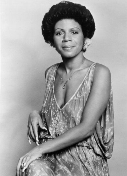 "Minnie Riperton(1948-1979) songstress of the 70s song, ""Loving You"". mother of SNL Maya Rudolph. She had a great career that was cut short by her illness with breast cancer. still, her music and memories live on in many of us."