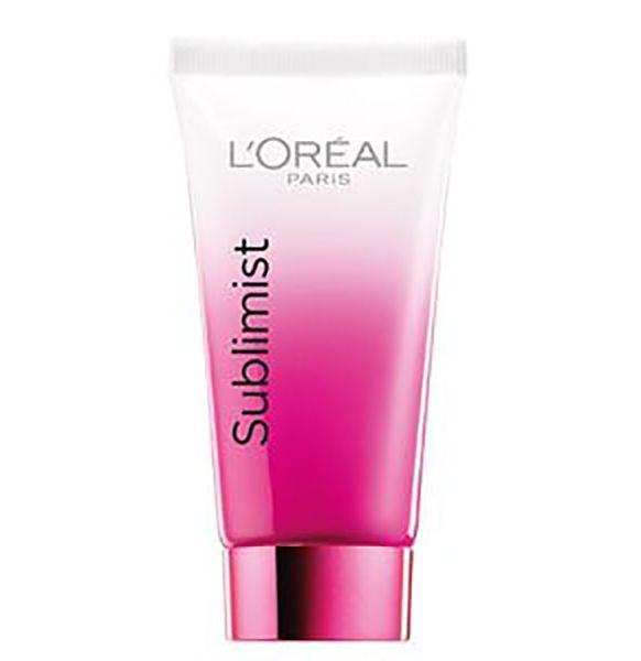 Retrouvez le/la BB crème SUBLIMIST 6 en 1 chez www.cosmechic.fr à seulement  7,50 € au lieu de 13,88 € soit -46%!    Dès 25 ans. Concentrée en actifs de soin (glycérine, allantoïne, vitamine CG) pour améliorer visiblement la qualité de la peau. Hydrate 24H, corrige les rougeurs, réduit les imperfections, lisse les irrégularités, unifie le teint, protège des UV FPS 25.         https://cosmechic.fr/fond-de-teint-bb-creme/973-bb-creme-sublimist-6-en-1.html