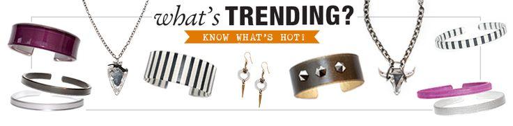 What's Trending - Know what's HOT www.kieranfaw.mycolorbyamber.com