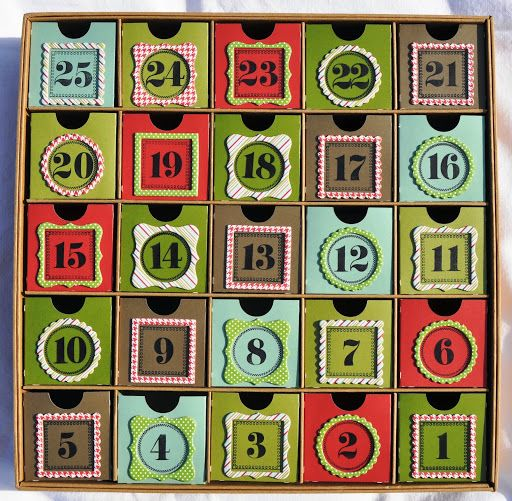 Happy Luxembourg: Advent Calendars – a fun way to count days until Christmas