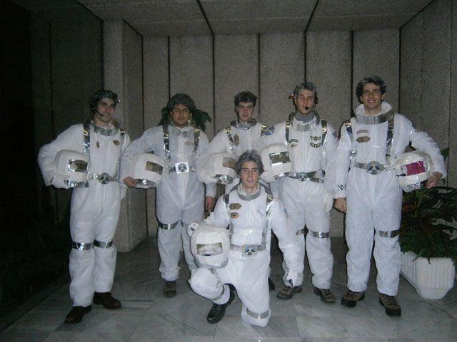 disfraz astronauta casero - Cerca amb Google