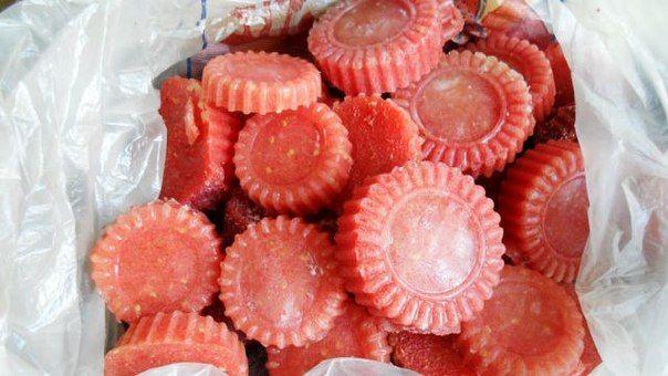 Home secret|Секреты домохозяйки - замороженные помидоры