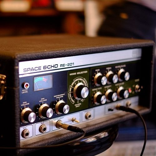 Roland Space Echo - used by Jonny Greenwood on OK Computer