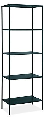 Slim Bookcases in Colors - Bookcases & Cubbies - Entryway - Room & Board