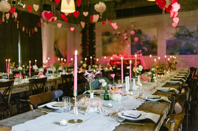100 Unique Wedding Ideas Inspired By Valentine's Day | Weddingbells